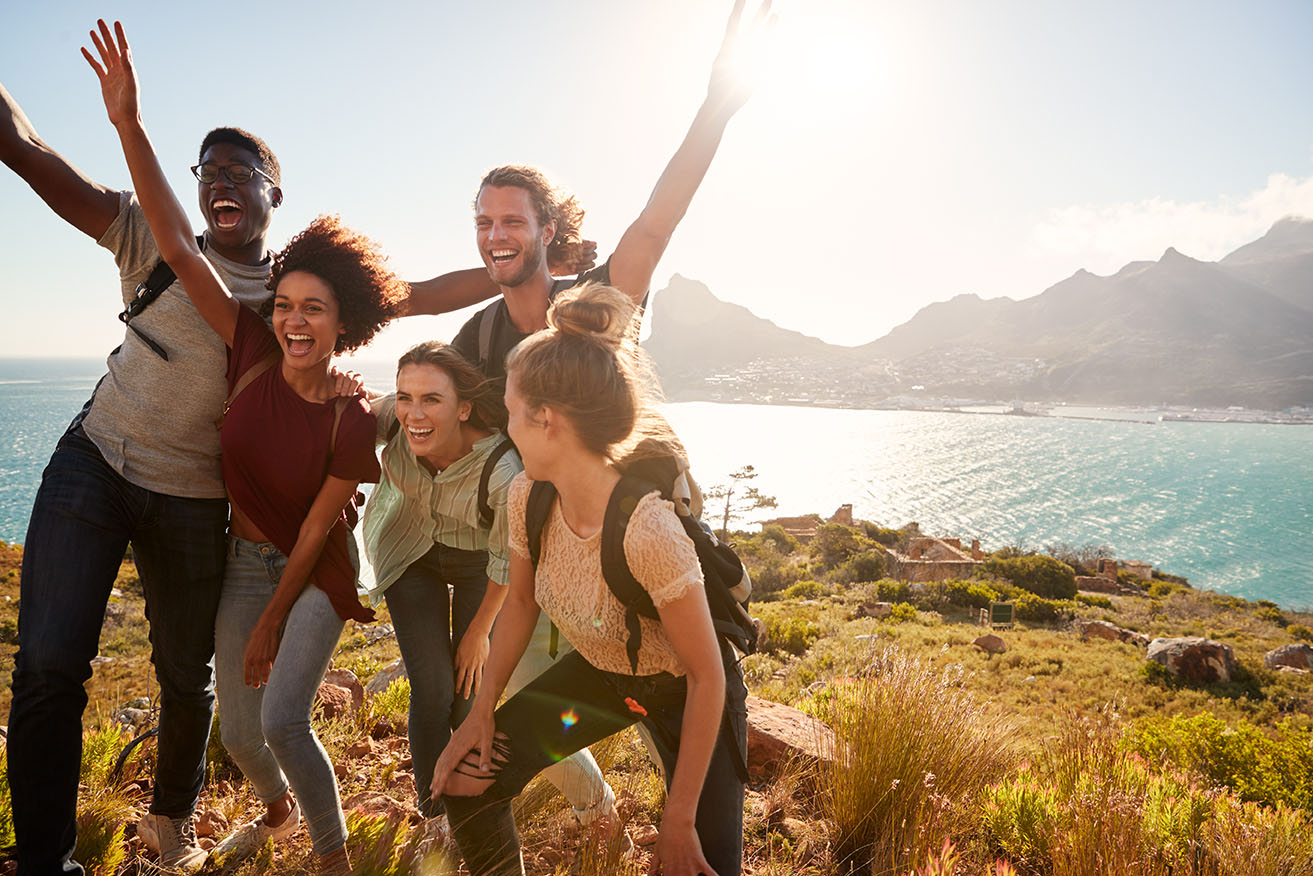 Enjoy Backpacking more with CBD
